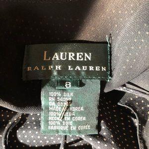 Lauren Ralph Lauren Dresses - Ralph Lauren Polk a dot fit n flare dress 😀sold😀